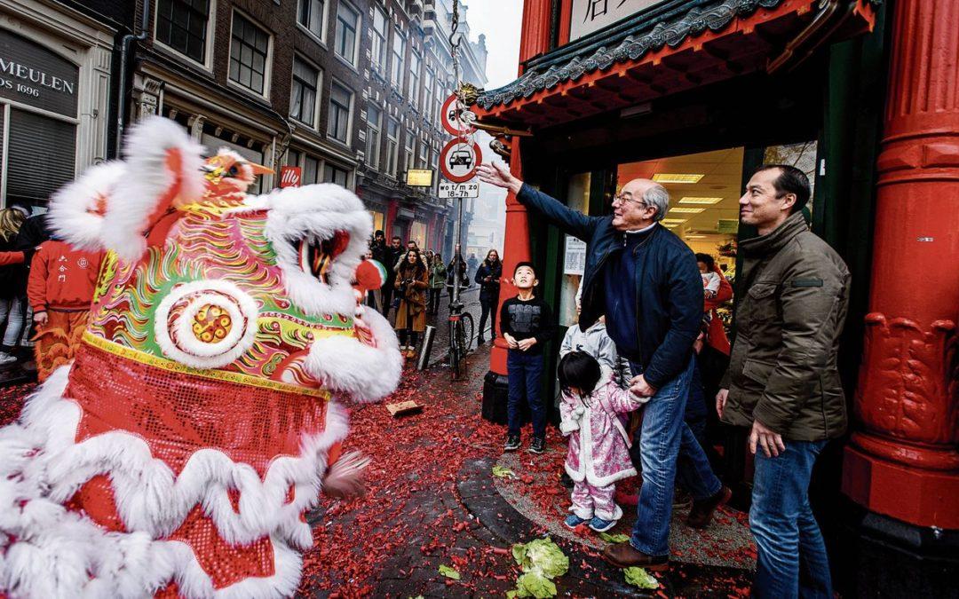 NRC: Chinese ondernemers starten eigen Kredietunie!
