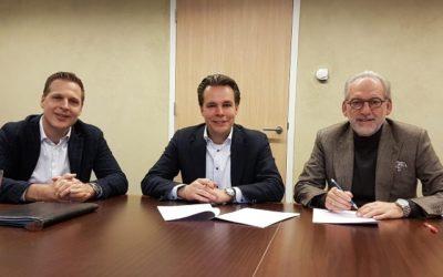 PERSBERICHT: Kredietunie Groningen en Ondernemershuis bundelen krachten