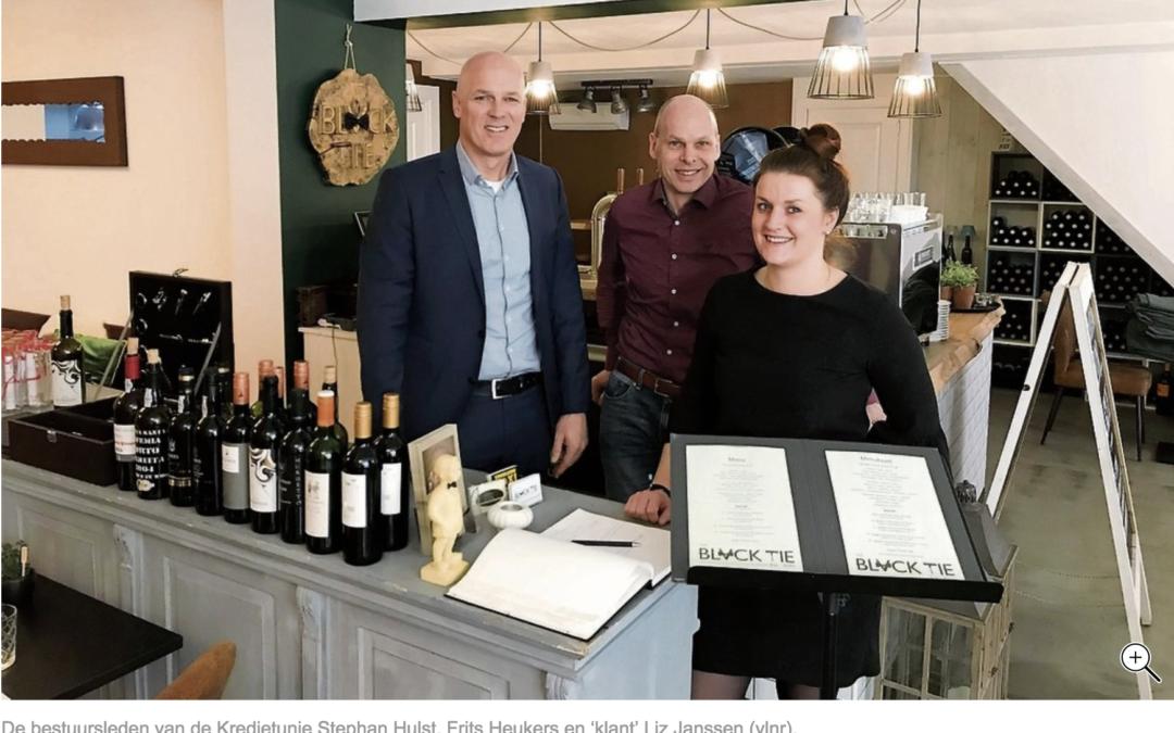 'Kredietunie Drenthe heeft stevig fundament'